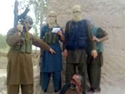 Afghan Militants Behead Christian