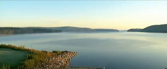 Quabbin reservoir near Amhurst, MA provides water for the City of Boston and 40 other communities in the state. (MyFOX Boston)