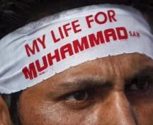 If He Doesn't Die For Mohammed, He'll Make Sure You Do
